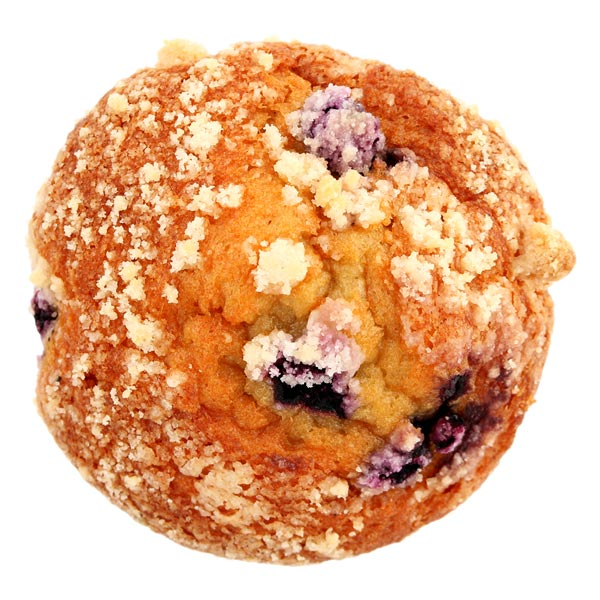 Pastry Image of Blueberry Streusel